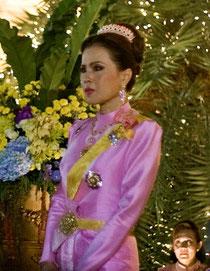 Король таиланда и его семья