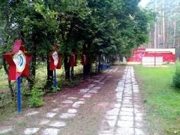 Место проведения линейки