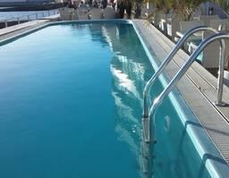 Частный басейн