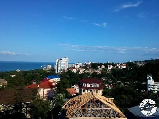 Гостиница «МАШУК». Вид с балкона отеля Машук