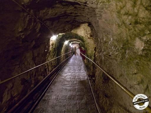 Новоафонская пещера.