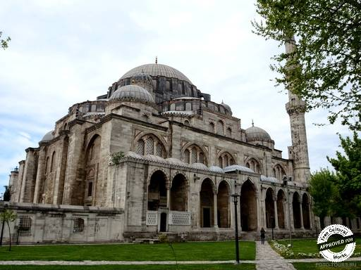 Мечеть Шехзаде Мехмет. Мечеть Шехзаде Мехмет в Стамбуле