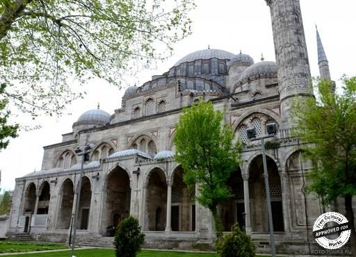 Мечеть Шехзаде Мехмед. Мечеть Шехзаде Мехмет в Стамбуле