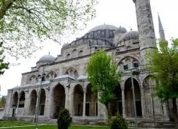 Мечеть Шехзаде Мехмет в Стамбуле