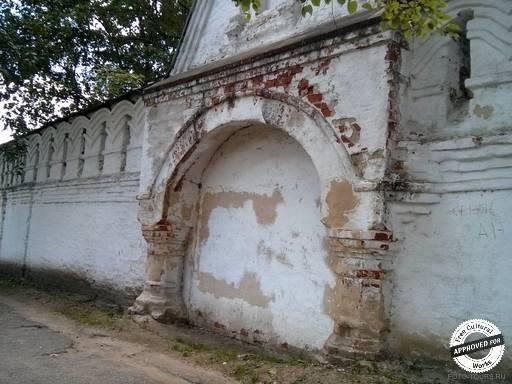 Богородице-Рождественский мужской монастырь. Богородице-Рождественский мужской монастырь