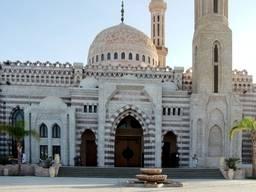Главное здание мечети Эль-Мустафа