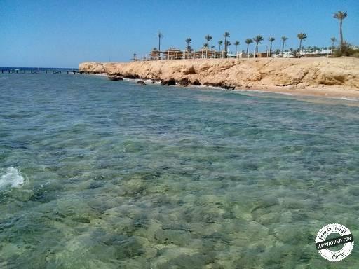 Коралловый риф со стороны моря