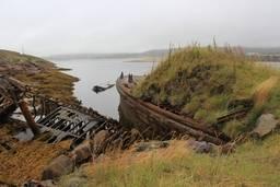 Заброшенные корабли и лодки