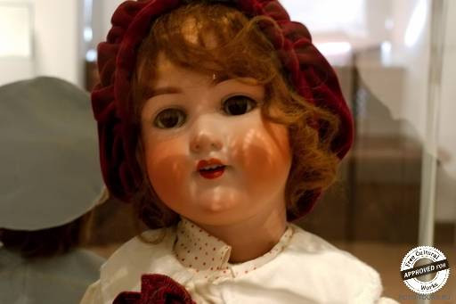 Куклы и мода в «Царицыно». Кукла