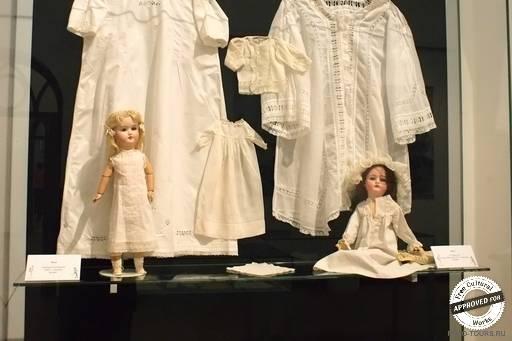 Куклы и мода в «Царицыно». Куклы