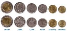 Монеты различного достоиства