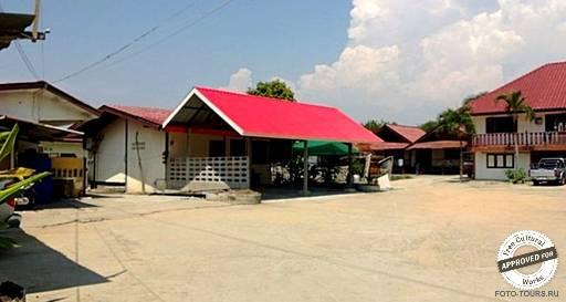 Классификация отелей в Таиланде. Двухзвездочный отель Baan Kaew Ruen Kwan