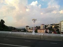Верещагинский (Светлановский) мост