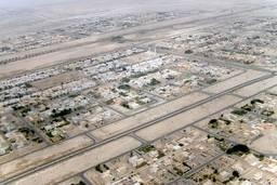 окресности аэропорта Абу-Даби