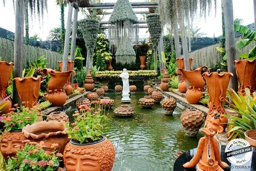 Гончарный сад.