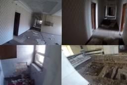 Заброшенная гостиница «Россия»