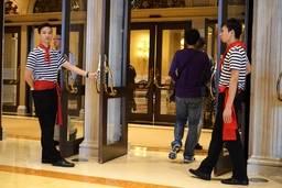 Вход в The Venetian Macao