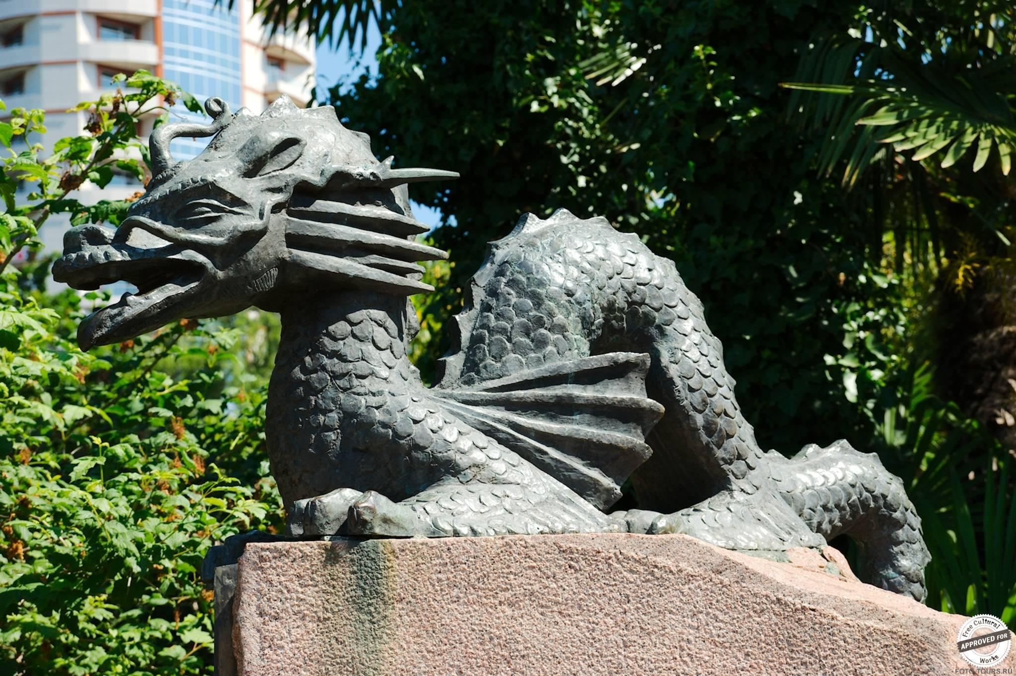 Сад российско-японской дружбы в Сочи, Сочи, Россия.