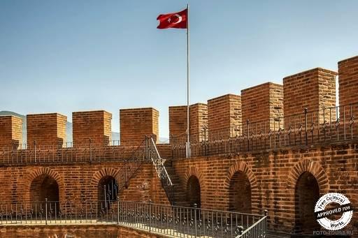 Кызыл Куле. Красная башня внутри
