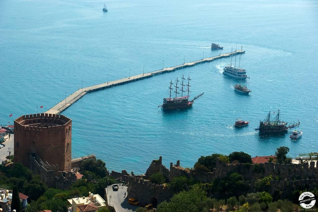 Туроператоры прогнозируют повышение цен на поездки в Турцию с марта 2019 года