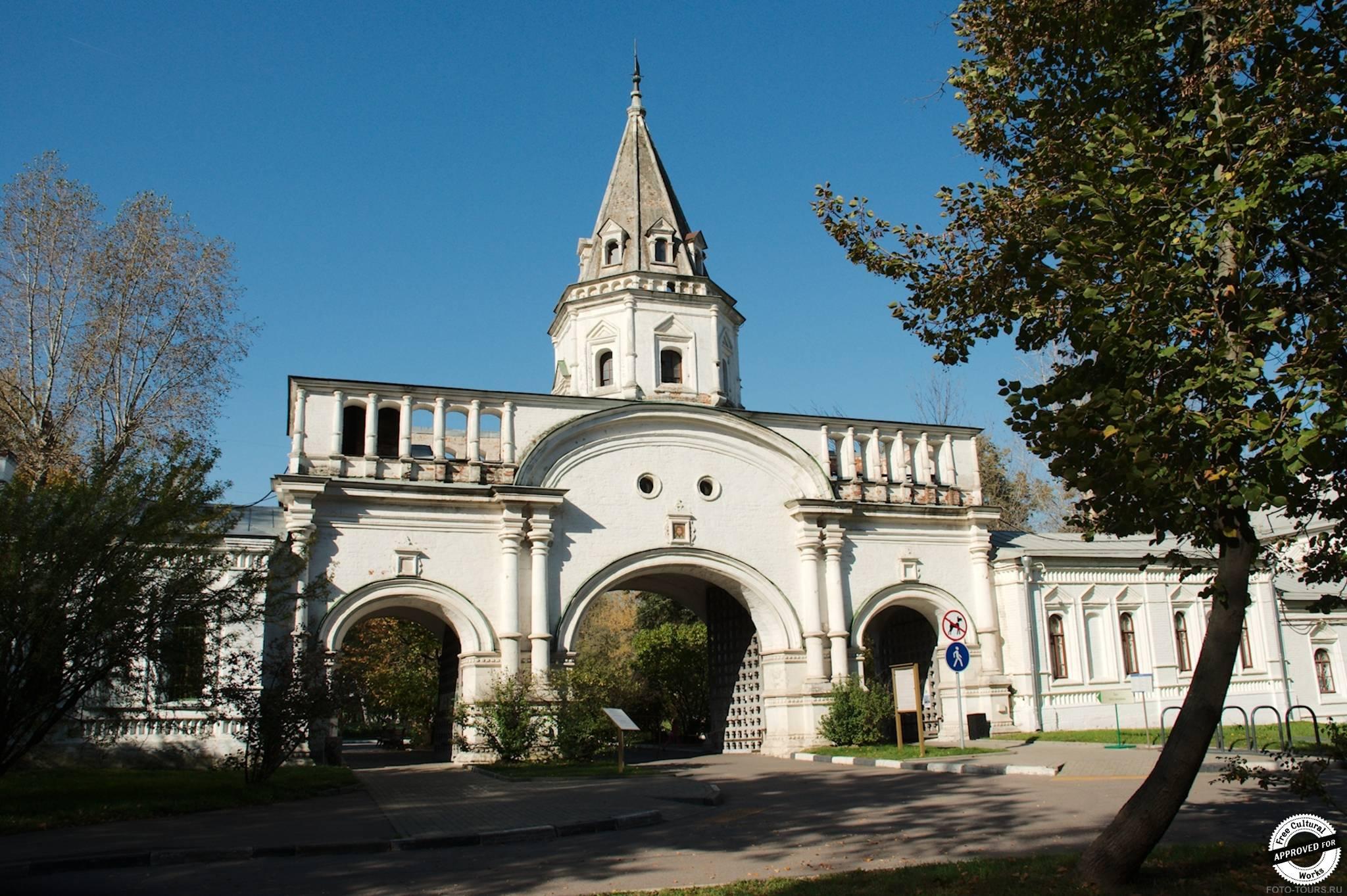 Передние ворота, Измайлово, Парки москвы.