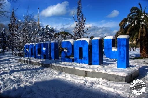 Олимпийский Сочи.