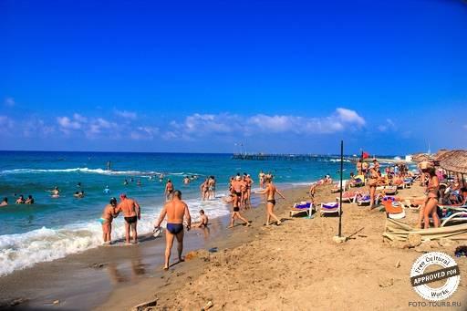 Конаклы. Пляж Конаклы