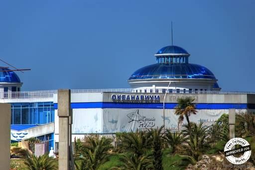 АКВАЛОО. Здание крытого аквапарка