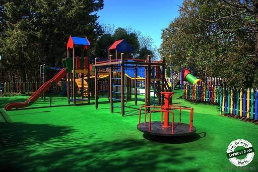 АКВАЛОО. Детская площадка