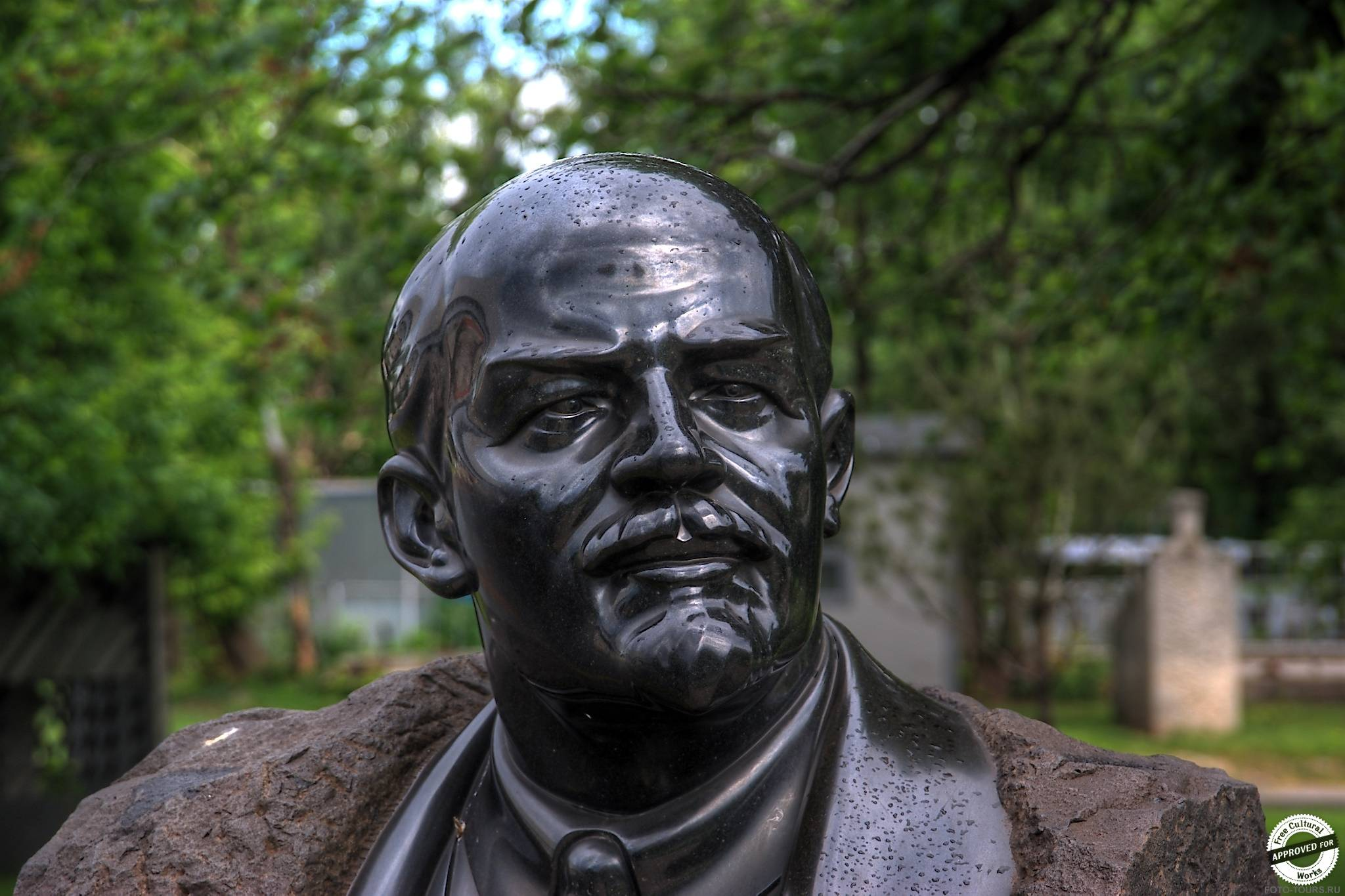 Ленин В.И., Музеон, Парки москвы.
