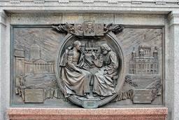 Стела посвященная войне 1812 года