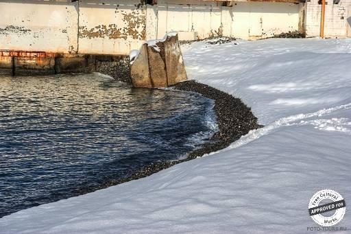 Зимний отдых в Сочи. Сочи. Зима. Море