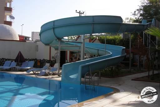 Solis Beach Hotel. Бассейн