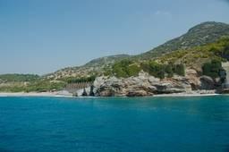 Пляж Улаш