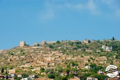 Крепость Аланьи. Судоверфь Аланьи