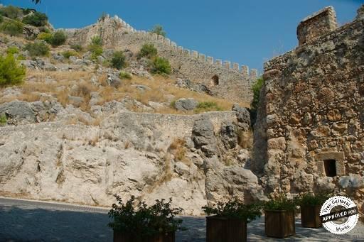 Крепость Аланьи.