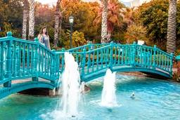 Güzelyalı Cd. и Парк Ататюрка