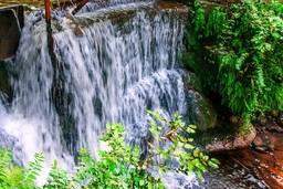 Водопады  на реке Оба-Чай