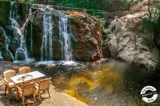 Водопады  на реке Оба-Чай.