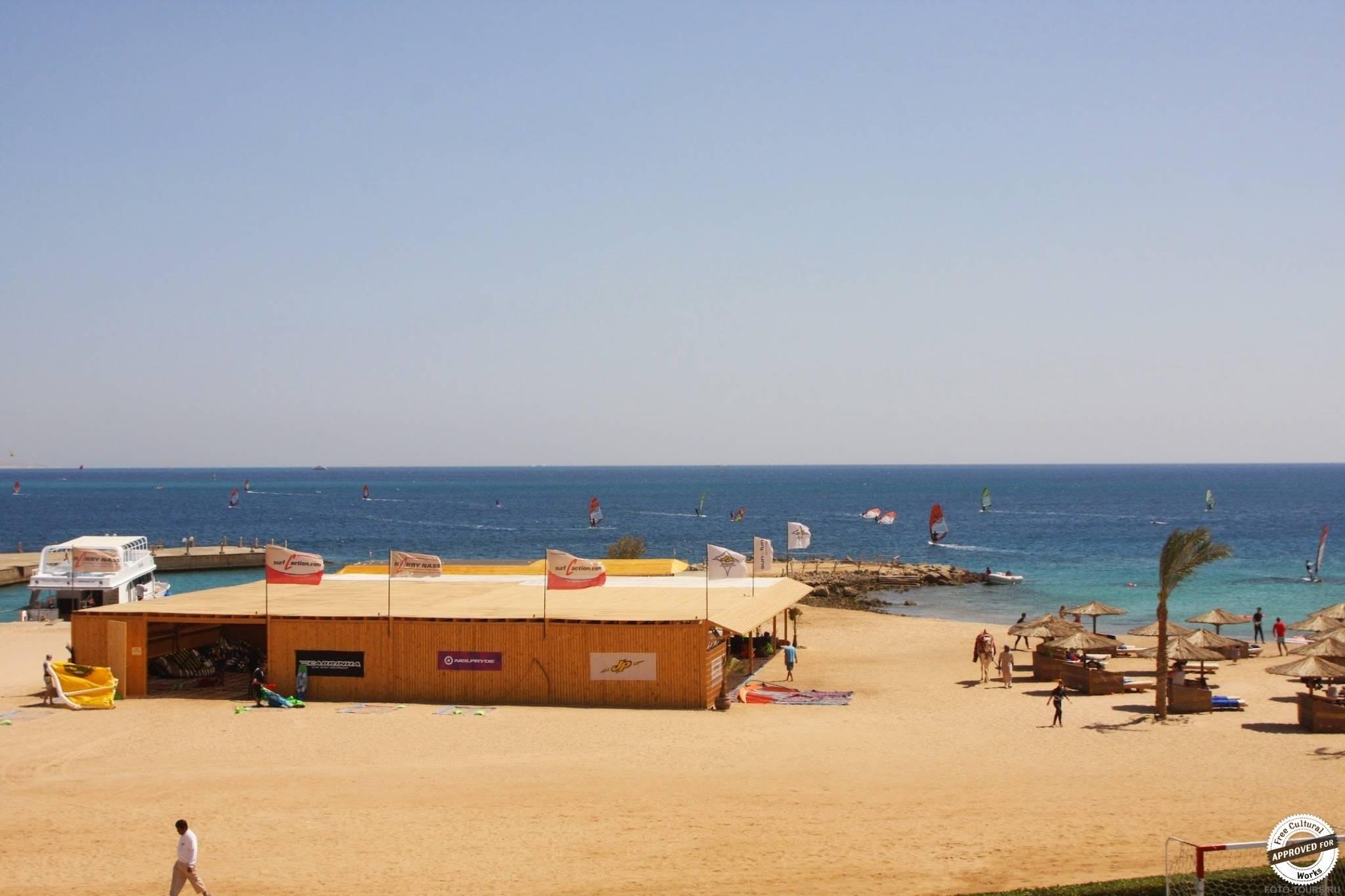 Хургада, пляж, Harry Nass