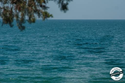 Черное море у берегов Абхазии. Черное море