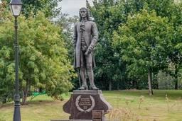 Памятник Дмитрию Кантемиру