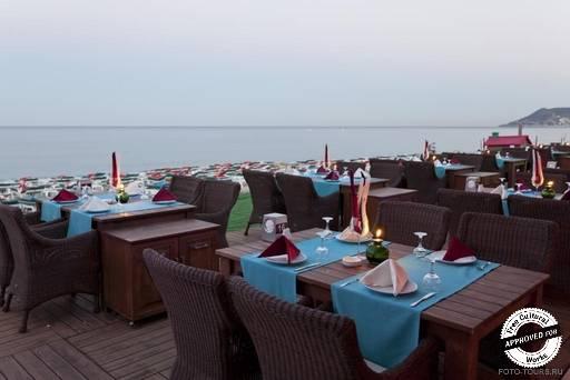 Palmiye Beach Hotel.