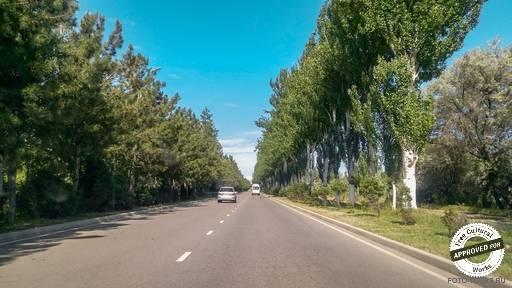 Международный аэропорт Манас. Дорога в международный аэропорт Манас