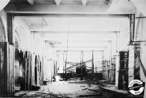 Георгиевский собор. Состояние Георгиевского собора перед началом реставрационных работ