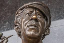 Памятник Дворнику Тихону