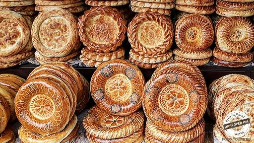 Ошский базар.